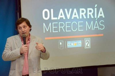Santellán presentó su Plan Estratégico 2015-2020