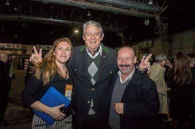 Inza acompañó a Scioli en una jornada con municipios de todo el país