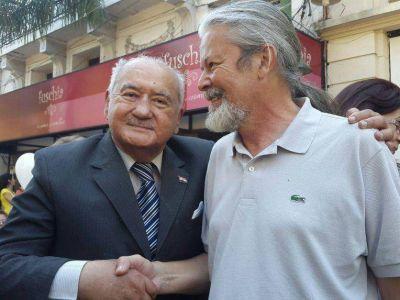 """Koki Ruiz, el """"Amigo del Año"""" en Paraguay"""