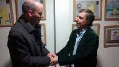 La Plata: Partido referenciado con Alberto Fern�ndez apoya a