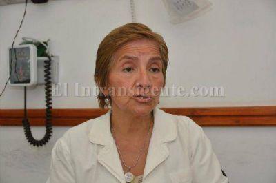 """Gladys Pernas: """"Los niños fallecidos en Rivadavia no presentaban cuadros de desnutrición"""""""
