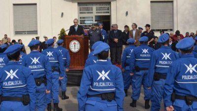 En Pinamar, Villa Gesell y Madariaga ya funciona la Polic�a Local