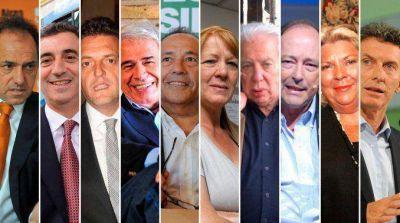 #Elección2015: conocé las actividades de los precandidatos presidenciales antes de las PASO