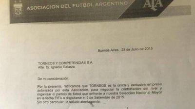 El escándalo en la FIFA impacta en la Selección
