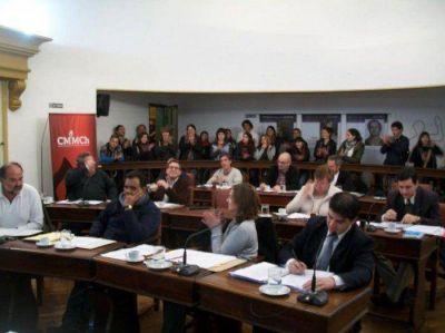 Sesionó el Concejo Deliberante: Se aprobó la ordenanza que posibilitará las gestiones para lograr la construcción del edificio del ISFDyT N° 57