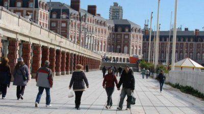 Vacaciones de invierno: Mar del Plata recibió a más de 442 mil turistas
