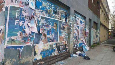 Far�as denuncia que el Frente Marplatanese le rob� material de campa�a