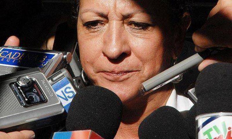 La diputada Diana Conti admitió que contrató a su hijo en el Senado