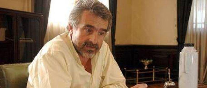 """Para Agust�n Rossi, Diana Conti es una diputada """"calificada"""""""
