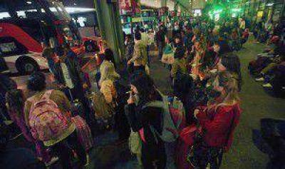 Más de 13 millones de turistas se movilizaron en el país durante este receso invernal