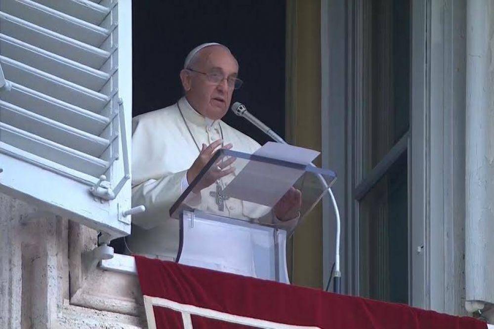 Papa Francisco: La Eucaristía es el regalo más grande que satisface el alma y el cuerpo