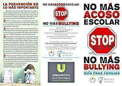 Presentan campaña contra acoso y violencia escolar