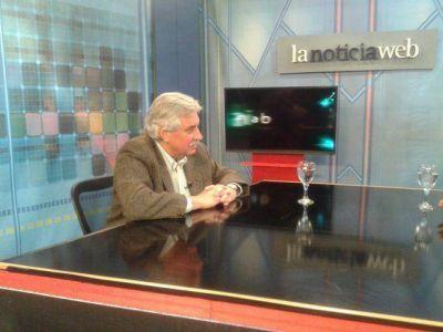 """Ernesto Casaretto: """"Se está haciendo muy poco con el alto presupuesto que hay en el municipio..."""""""