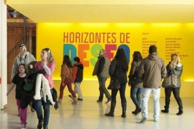 El Museo Contemporáneo recibió a más de 50 mil personas durante estas vacaciones de invierno