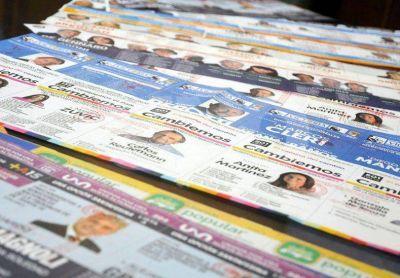 En Santa Fe habrá 21 boletas para las elecciones primarias nacionales