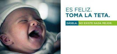 Avellaneda conmemora la Semana Mundial de la Lactancia Materna