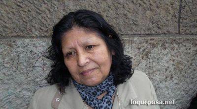 Denunciaron amenazas y extorsiones contra Eva Moyano