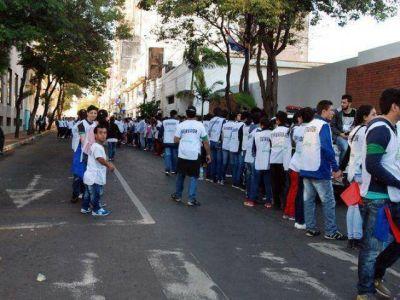 Servidores motivados por el Papa se preparan para la Asunción de María