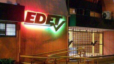Cano obtuvo un fallo favorable contra las subas retroactivas de EDET