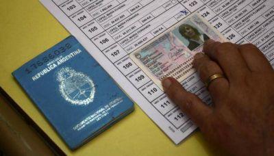 Extienden la atención en el Registro Civil de Córdoba para la entrega de DNI