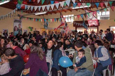 El Movimiento Patria Grande cerró su campaña de cara a las PASO