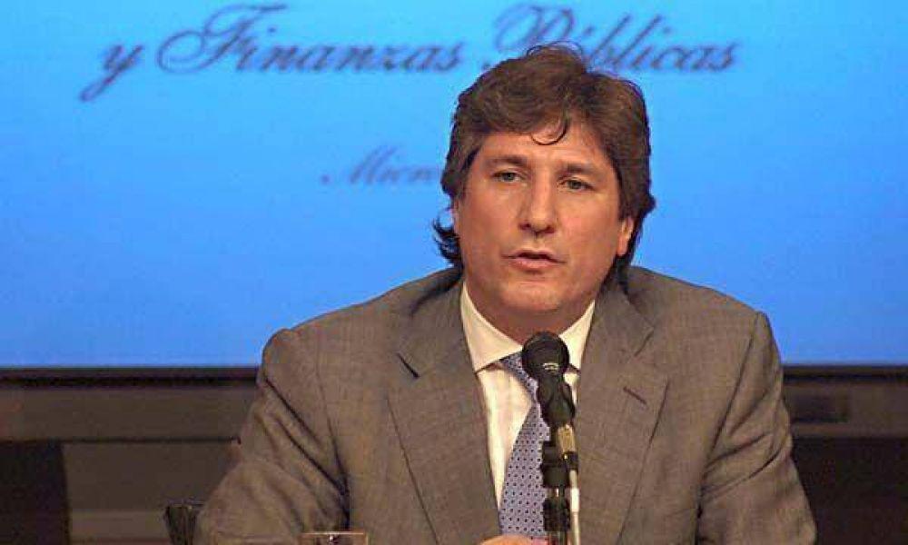 Boudou condicionó las baja de las retenciones y advirtió sobre los riesgos de desfondar al Estado