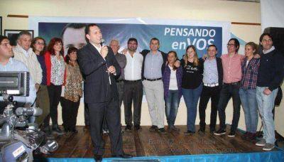 "Facundo Celasco: ""no nos preparamos sólo para ganar elecciones, nos preparamos para gobernar"""