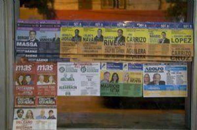 Cinco fórmulas presidenciales no tienen referentes en Catamarca