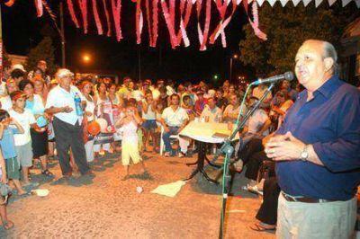 En Los Altos, Brizuela del Moral propuso la creación del ministerio de Seguridad