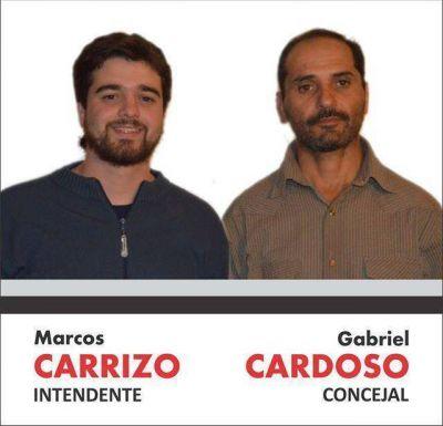 Propuestas de Marcos Carrizo para Baradero
