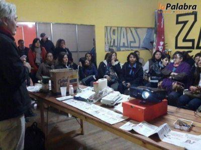 Zara: �Crearemos el Consejo de la Mujer, para atender la gran demanda que hay en el partido�