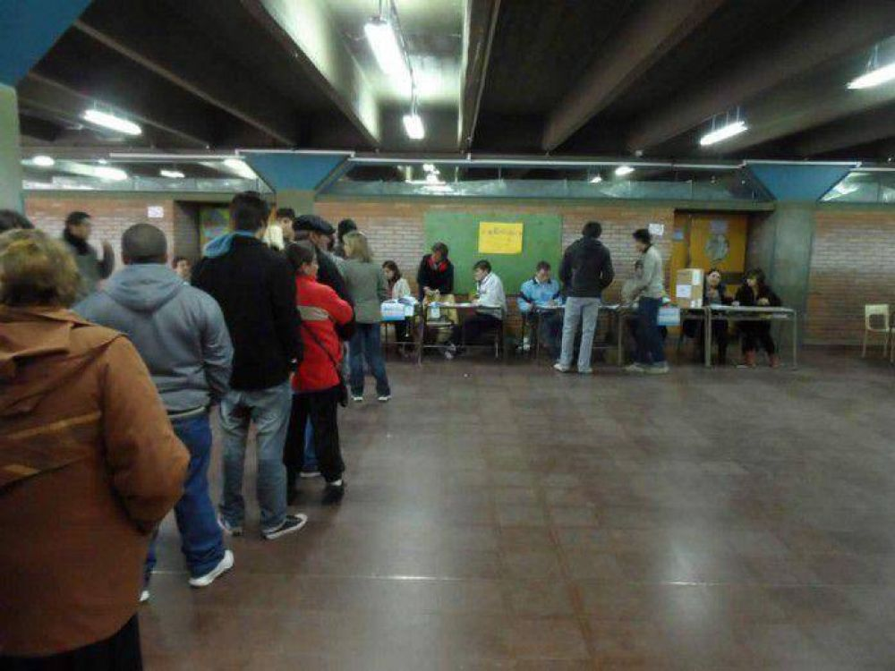 Los precandidatos, en el último tramo de la campaña electoral