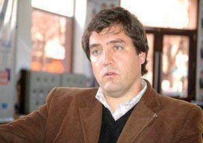 "Santiago Aguiar: ""Junín reclama un cambio"""