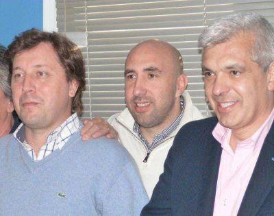 En campaña, Julián Dominguez estuvo de recorrida por Olavarría