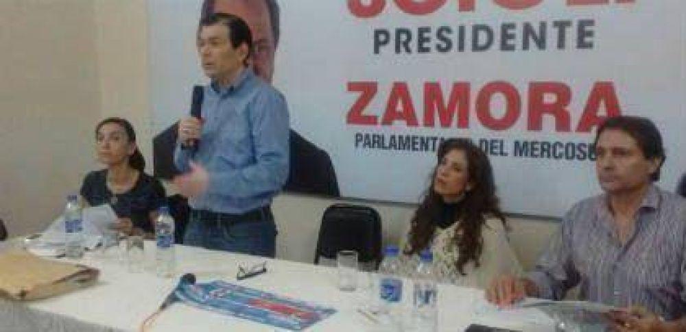 Más reuniones del Frente Cívico para la Victoria en respaldo a la formula Scioli-Zannini