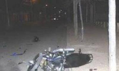 Chilecito. Otro accidente terminó con la muerte de un motociclista