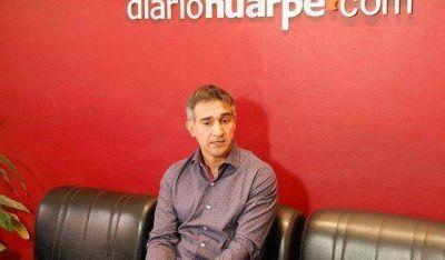 """Franco Aranda: """"El 9 de agosto me veo ganador"""""""