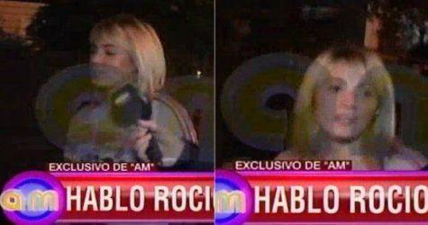 Roc�o Oliva confirm� su separaci�n de Diego Maradona y revel� el motivo: