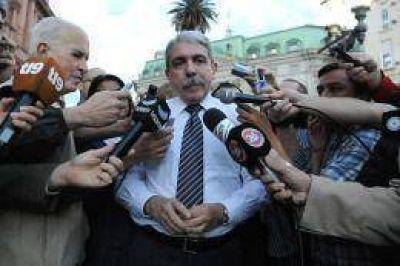 Aníbal ya presentó la denuncia penal y civil por las acusaciones de Lanata