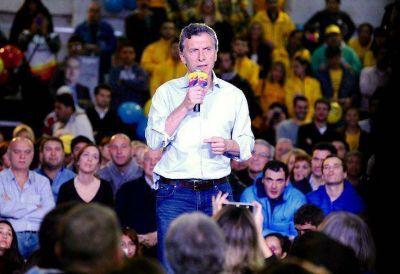 Macri, irónico, aseguró