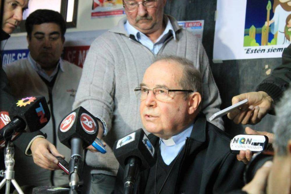 "Mons. Bressanelli pidió que no haya casos de ""eutanasia encubierta"""