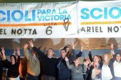 Ariel Notta en el El Mirador: �Hoy nace la victoria�