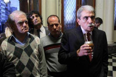 La acusaci�n a An�bal Fern�ndez alter� la interna del kirchnerismo