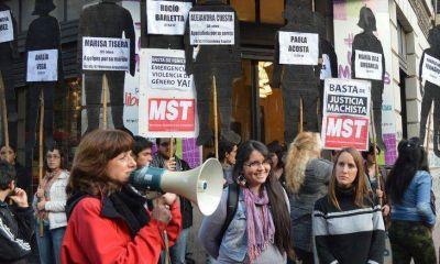 MST y FIT con sendas marchas en contra de la violencia de género