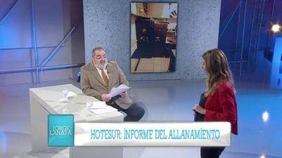Cajas fuertes y bolsos con 600 mil pesos, las pruebas en la inmobiliaria de Máximo