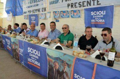 Peppo aseguró que fortalecerá Sáenz Peña como centro de desarrollo algodonero