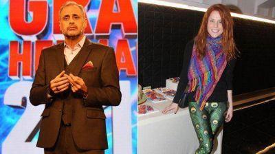 Nuevo encuentro entre Jorge Rial y Agustina Kämpfer