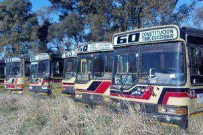 La Línea 60 volverá hoy a prestar servicio tras un principio de acuerdo
