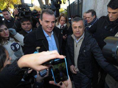 Atuel: Cornejo y Pérez podrían verse antes de las PASO