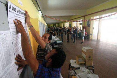 Junto con las PASO nacionales, seis provincias celebran internas para cargos locales